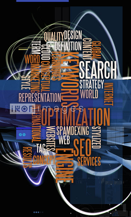 Montage of business buzzwords - Montage of business buzzwords - Paul Price