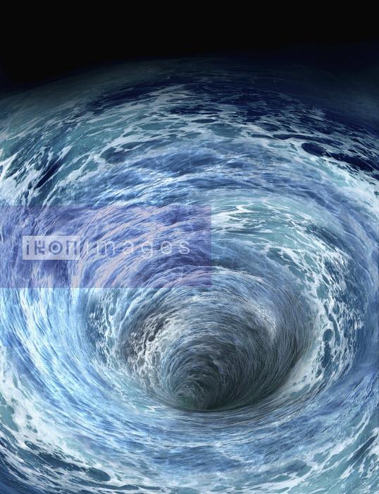 Swirling vortex - Swirling vortex - Oliver Burston