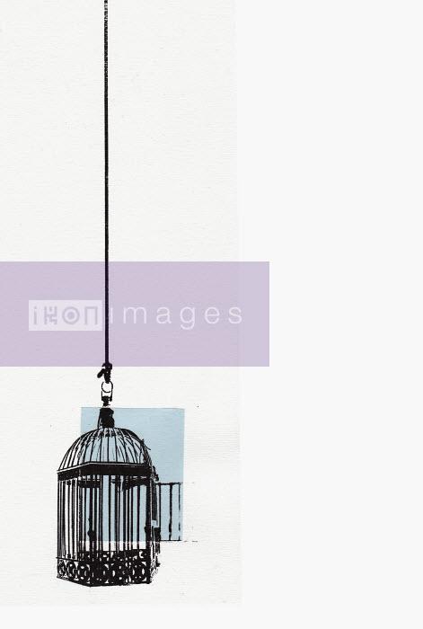 Empty birdcage - Empty birdcage - Katie Edwards