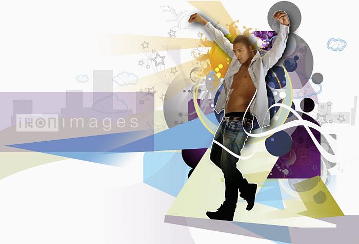 Man dancing - Man dancing - Jason Jaroslav Cook & Maria Teijeiro
