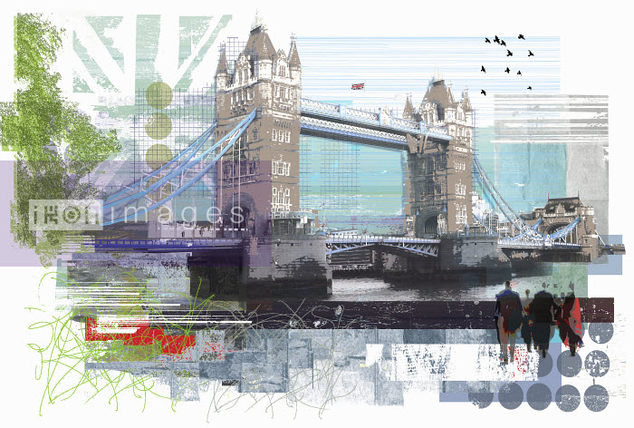Tower Bridge, London - Tower Bridge, London - Sarah Jones