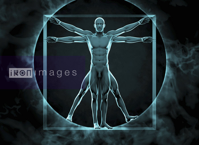 Vitruvian Man - Vitruvian Man - Magictorch
