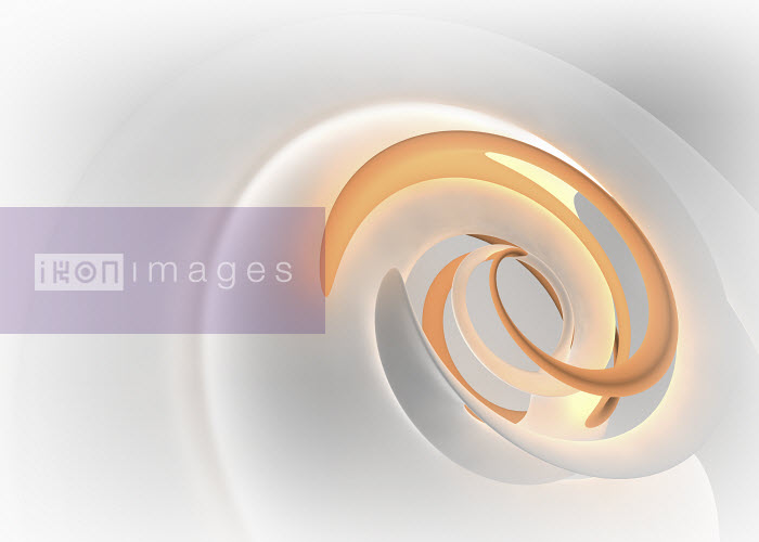 Abstract swirling spiral pattern - Abstract swirling spiral pattern - Jason Jaroslav Cook