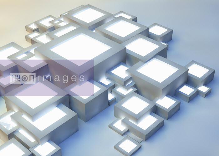 Abstract futuristic architecture - Abstract futuristic architecture - Jason Jaroslav Cook
