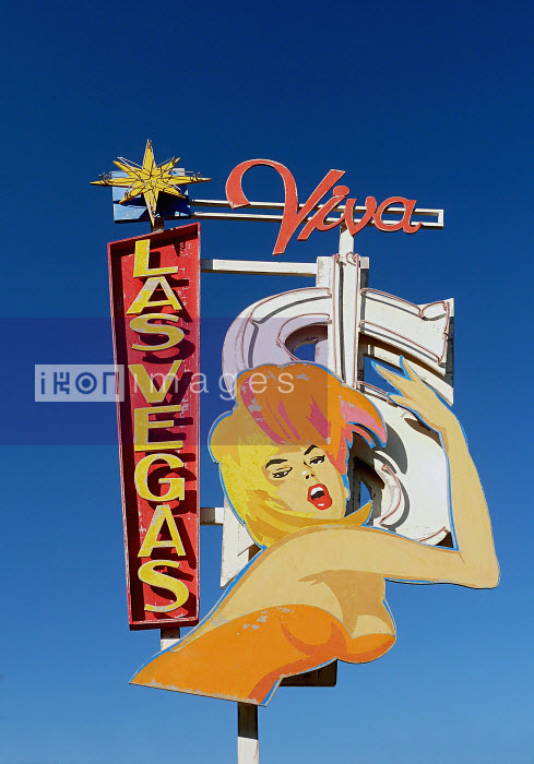 Las Vegas sign - Las Vegas sign - Andy Bridge