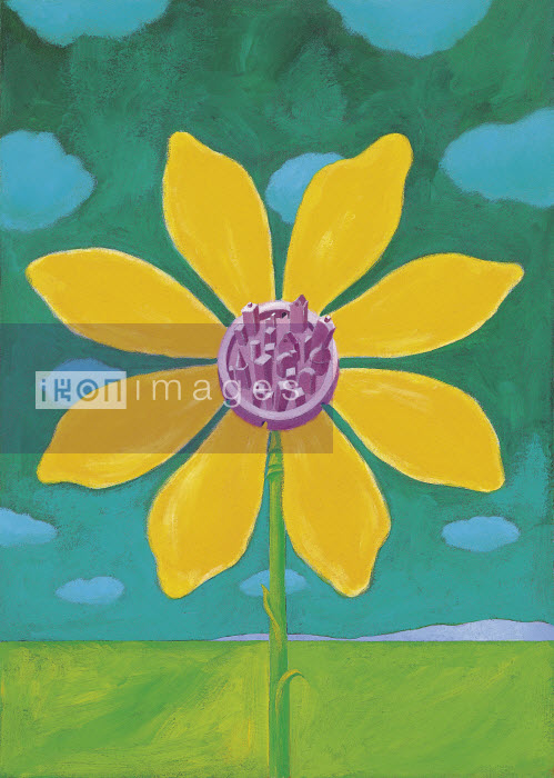 Blooming flower - Blooming flower - Gary Bates