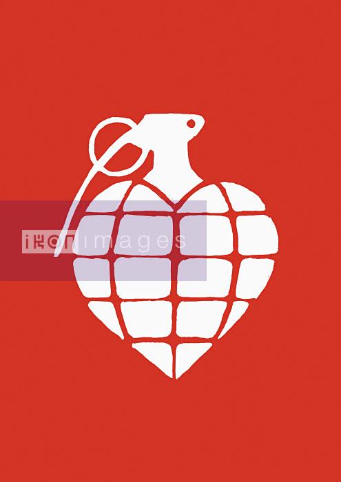 Heart-shaped grenade - Heart-shaped grenade - James Taylor