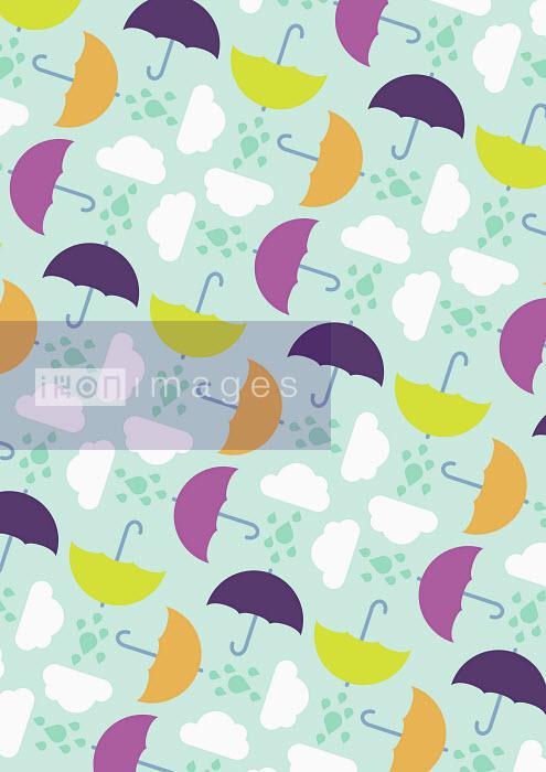 KipiKaPopo - Clouds, rain and umbrellas