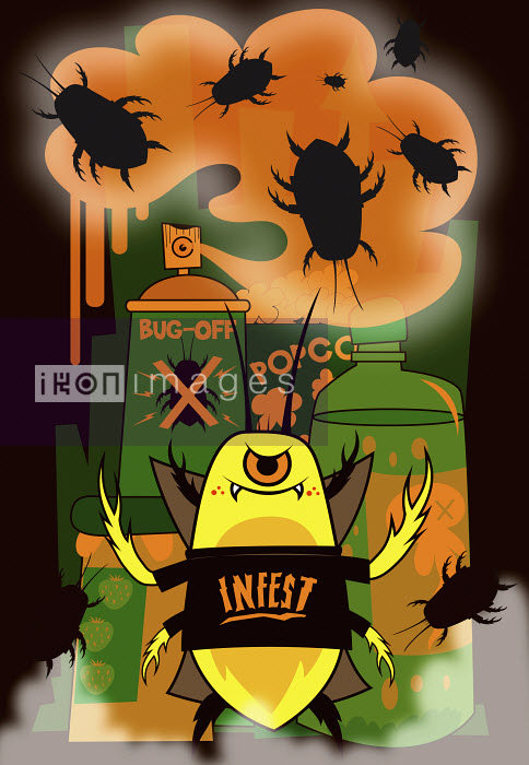Danny Capozzi - Insecticides and bugs