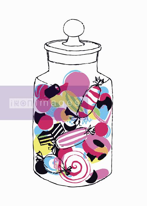 Candy jar - Candy jar - Alys Paterson
