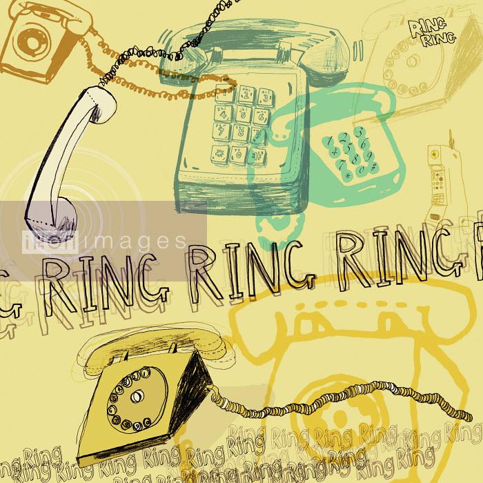 Jonathan Croft - Landline phones ringing