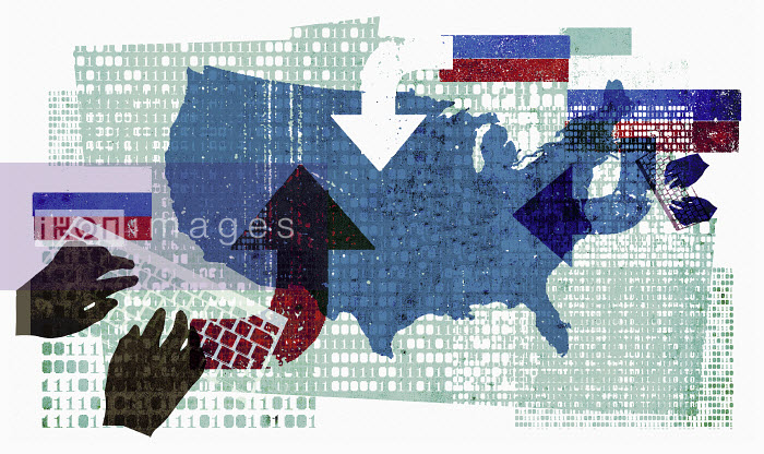 Lee Woodgate - Russian cyber attack on the United States