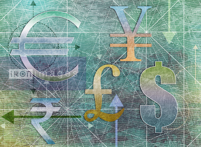 Roy Scott - International currency symbols