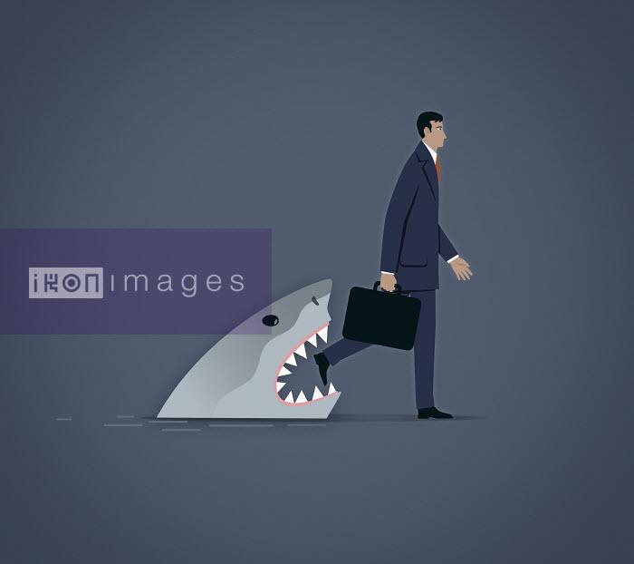 Mark Airs - Businessman in danger
