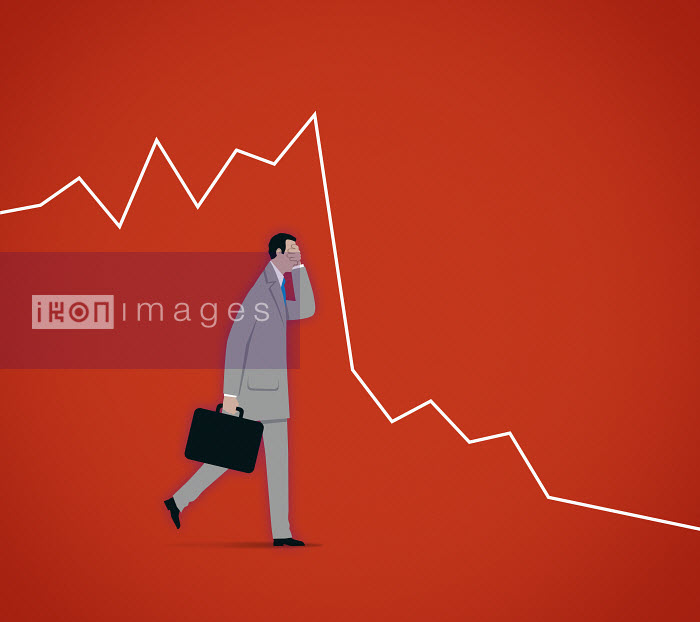 Mark Airs - Falling share prices, economy fails
