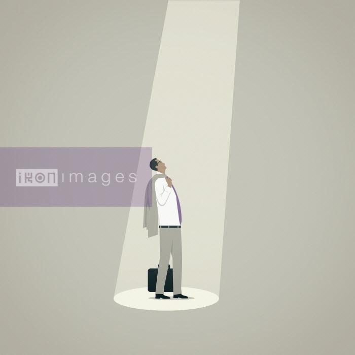 Mark Airs - Man in the spotlight
