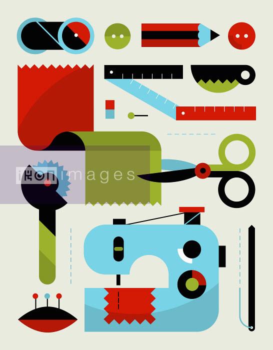 Sewing kit equipment - Sewing kit equipment - Koivo