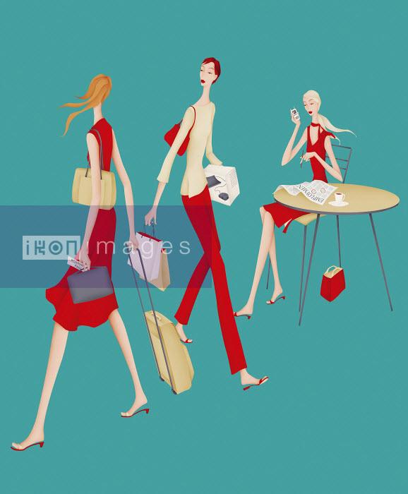 Successful and aspiring businesswomen - Successful and aspiring businesswomen - Wai