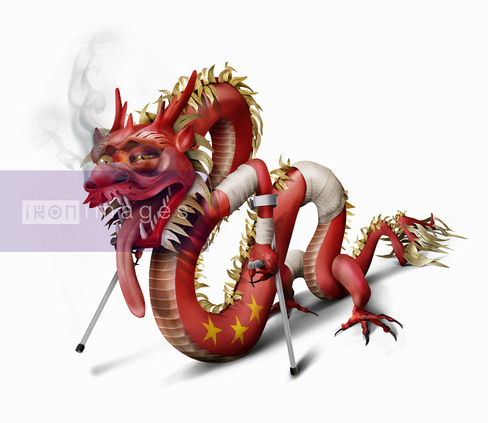 ISO Coated v2 (ECI) - Unhealthy Chinese dragon - Derek Bacon