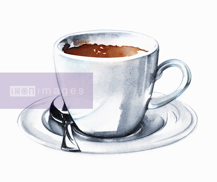 Cup of coffee - Natalia Sanabria