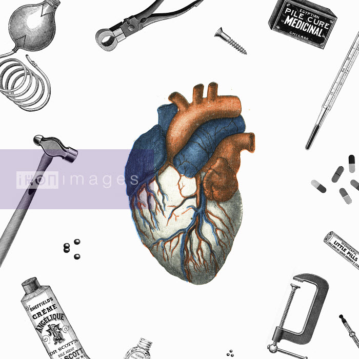 Valero Doval - Tools and remedies surrounding heart