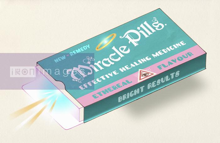 Glowing pill box - Glowing pill box - Valero Doval