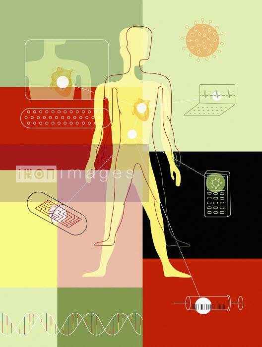 Digital medicine composite - Digital medicine composite - Otto Steininger