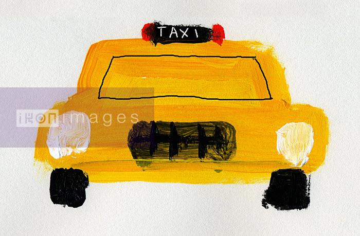 Yellow cab - Yellow cab - Huntley Muir