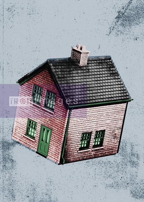Square house - Square house - Neil Leslie