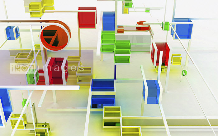 Colored boxes - Colored boxes - K3