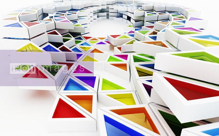 Multicolored connecting triangles - Multicolored connecting triangles - K3