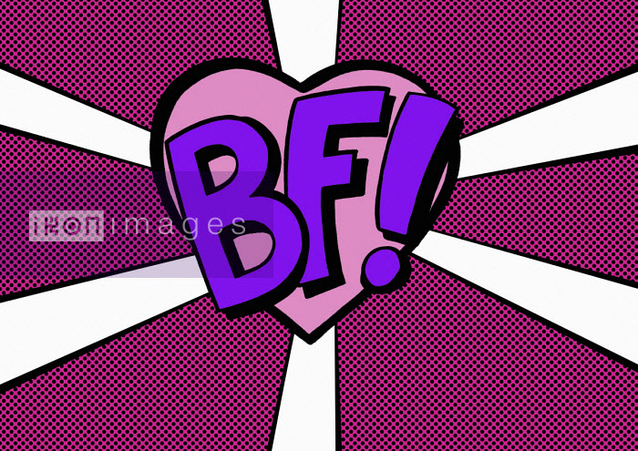 Jacquie Boyd - BF abbreviation for best friends