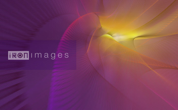 Ian Cuming - Full frame glowing abstract backgrounds pattern