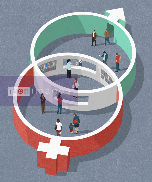 John Holcroft - Male and female medicine