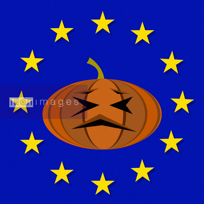 Benjamin Harte - Halloween Brexit