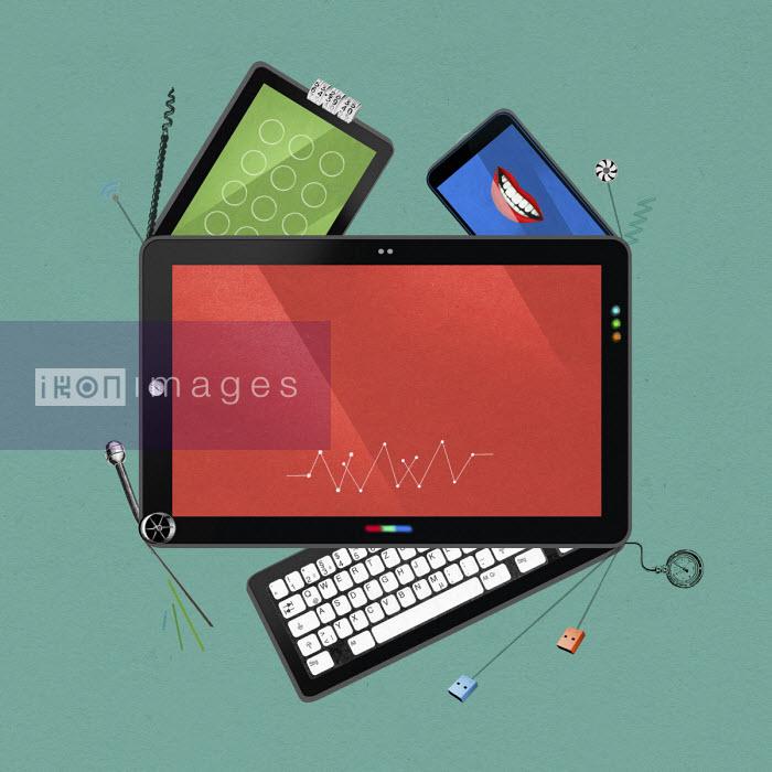 Valero Doval - Tablet pc as useful multi tool
