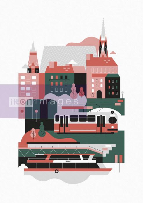 Koivo - Vienna graphic