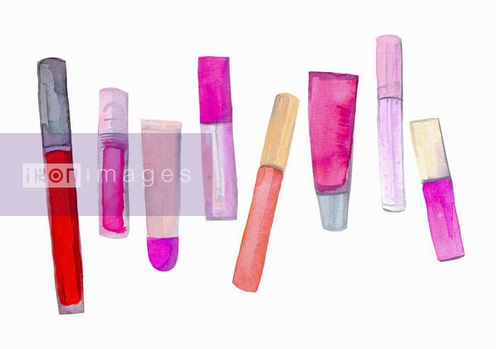 Stephanie McKay - Range of lip gloss