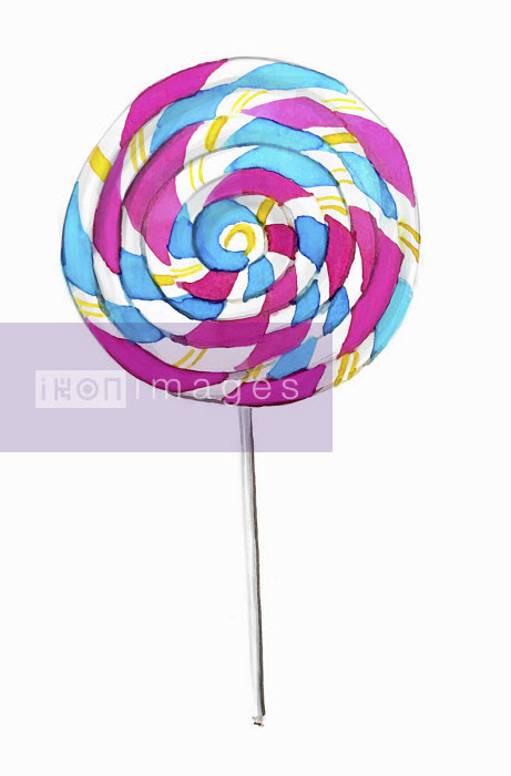 Stephanie McKay - Spiral lollipop