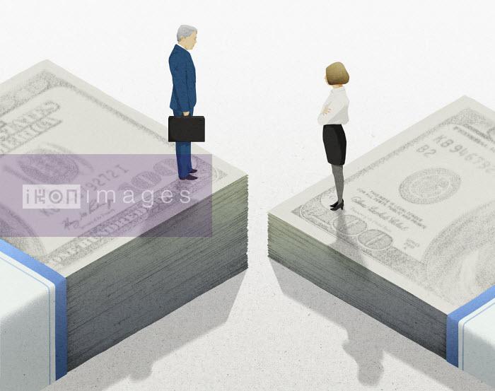 Hendrik Dahl - Gender pay gap