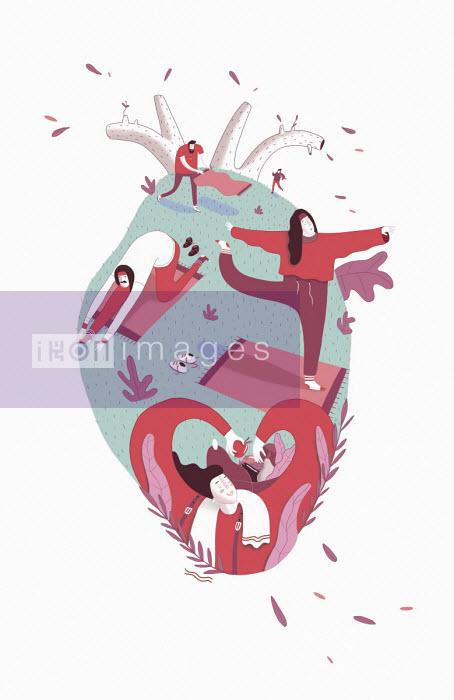 Lorenza Cotellessa - Lifestyle for healthy heart