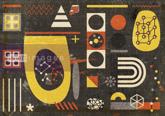 Geometric patterns and shapes - Ian Murray