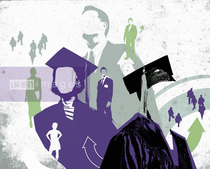 Lee Woodgate - Future careers for university graduates