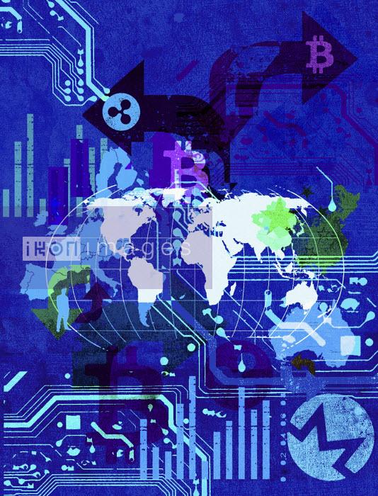 Lee Woodgate - Global cryptocurrency