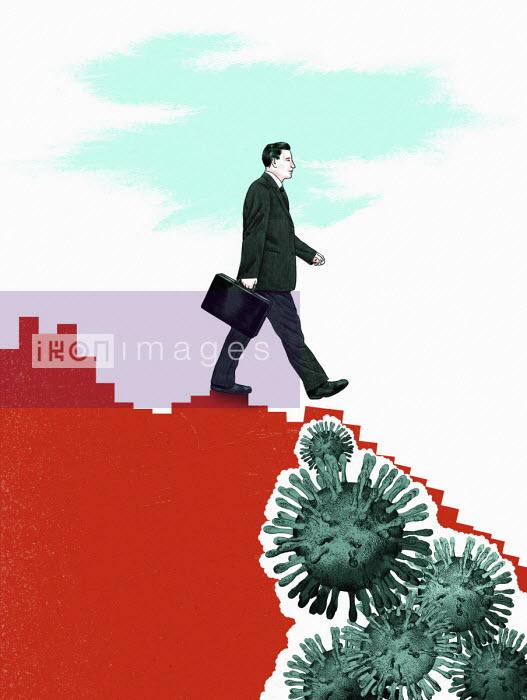 Business declining from coronavirus - Thomas Kuhlenbeck