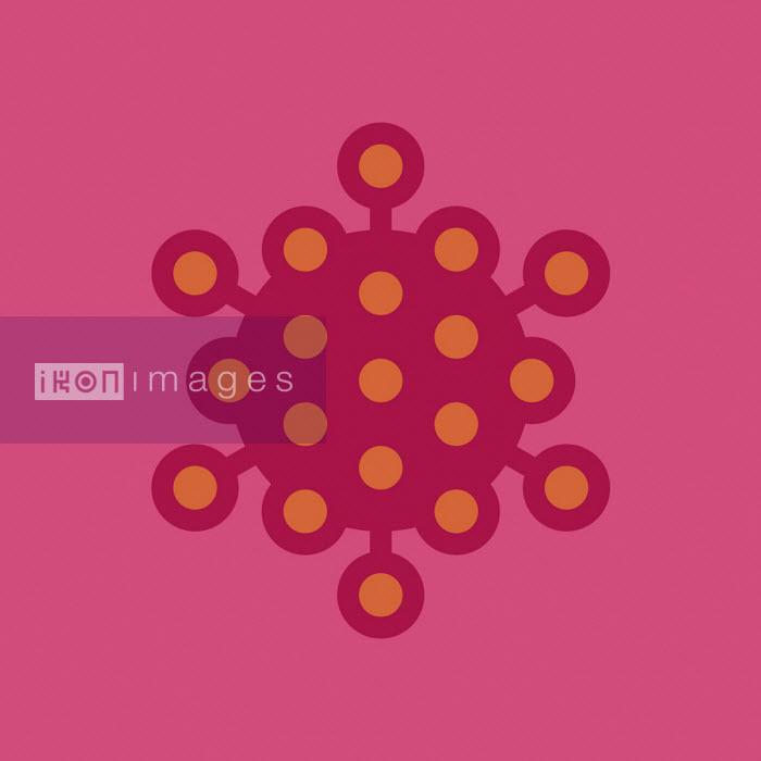 Geometric coronavirus - Grundini