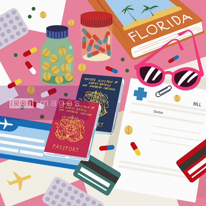 The cost of healthcare for British travellers in United States - Verónica Grech