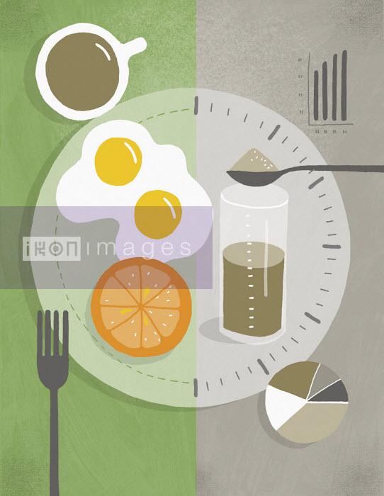 Analysing diet - Leigh Wells