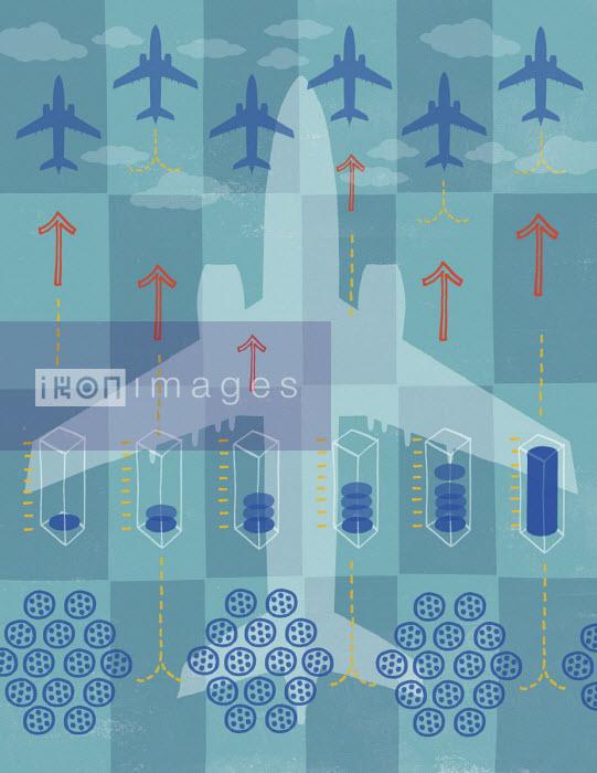 Rising aircraft air pollution - Leigh Wells