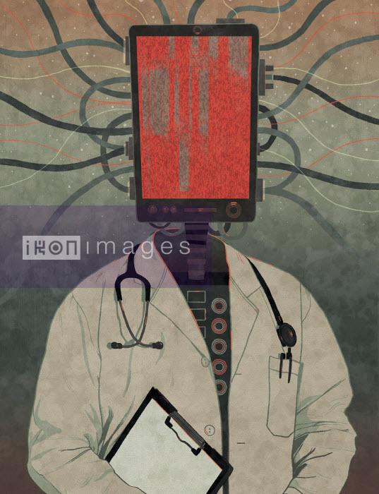 Robot doctor - Rebecca Hendin